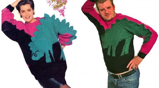 Stygg  genser